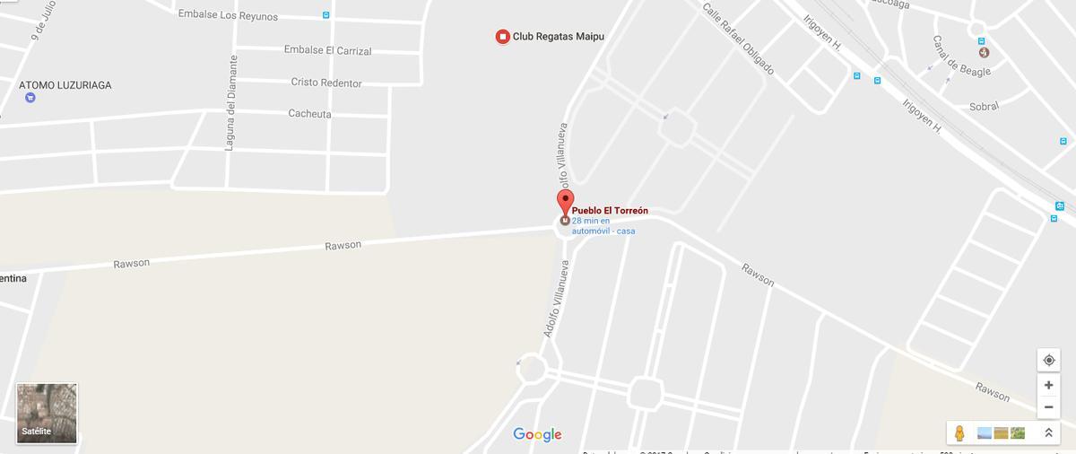 Foto Terreno en Venta en  Maipu ,  Mendoza  Olivos del Torreon