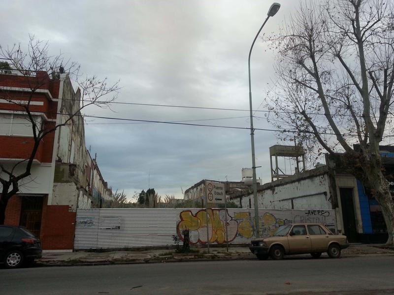 Foto Terreno en Venta en  Barracas ,  Capital Federal  AV. GRAL. IRIARTE 2600