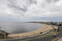 Foto thumbnail Departamento en Alquiler en  Pocitos ,  Montevideo  Excepcional - Sobre Rambla - Especial Diplomáticos