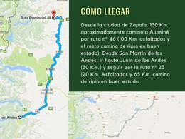 Foto thumbnail Campo en Venta en  Rahue,  Alumine  Ruta Prov. Nº 46 y Ruta Prov. Nº 23 , Aluminé, Neuquén.