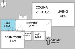 Foto thumbnail PH en Venta en  Villa Crespo ,  Capital Federal  TRES ARROYOS al 800