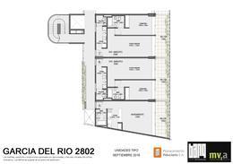 Foto thumbnail Departamento en Venta en  Nuñez ,  Capital Federal  García del Río al 2800
