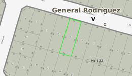 Foto thumbnail Terreno en Venta en  General Rodriguez ,  G.B.A. Zona Oeste  Las Margaritas e/ Parana y French