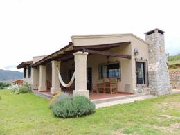 Foto thumbnail Casa en Alquiler temporario en  Tafi Del Valle ,  Tucumán  Zona: La Ovejería, máximo  7 personas