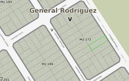 Foto thumbnail Terreno en Venta en  General Rodriguez ,  G.B.A. Zona Oeste  Barrio Los Troncos