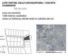 Foto thumbnail Terreno en Venta en  Tafi Del Valle ,  Tucumán  Excelente  1250 m2 - Escritura - Costa 1