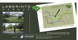 Foto thumbnail Terreno en Venta en  Trelew ,  Chubut  Loteo Laberinto Parque