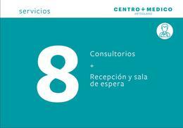 Foto thumbnail Local en Venta en  Yerba Buena ,  Tucumán  Complejo cerrado - Yerba Buena - Centro Medico ArtSolano