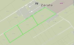 Foto thumbnail Terreno en Venta en  Zarate,  Zarate  Camino Costa Brava al 100