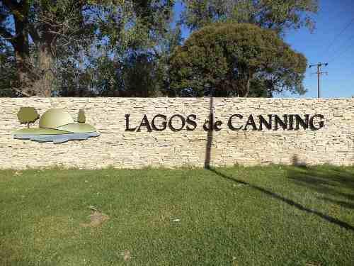 Foto Terreno en Venta en  Lagos de Canning,  Countries/B.Cerrado  Lagos de Canning