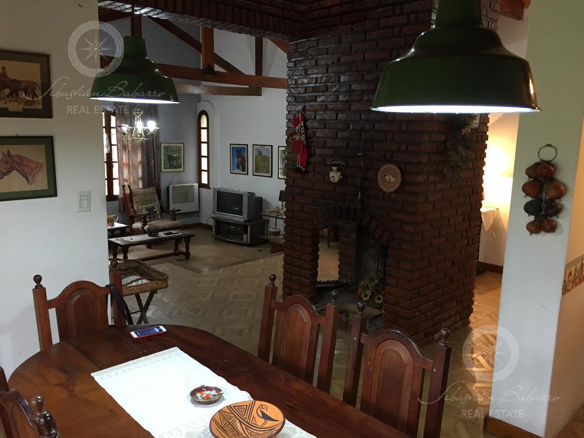 Foto Casa en Alquiler temporario en  Tristan Suarez,  Ezeiza  Barrio Melasi