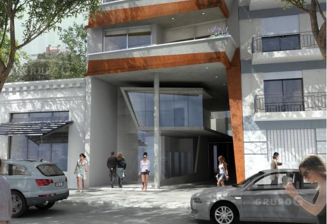 Foto Departamento en Venta en  Chacarita ,  Capital Federal  Jorge Newbery 3930 Frente