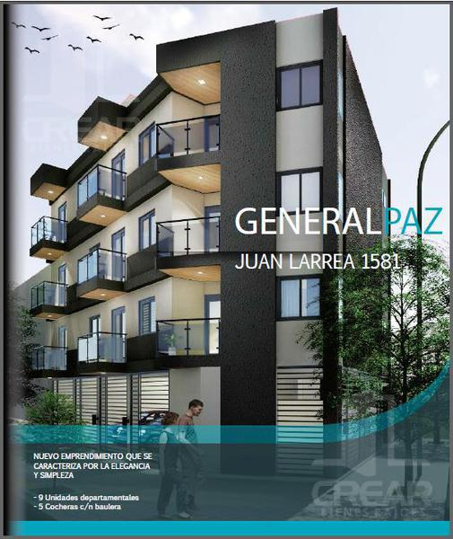 Foto Departamento en Venta    en  General Paz,  Cordoba  Juan Larrea 1581 1º A