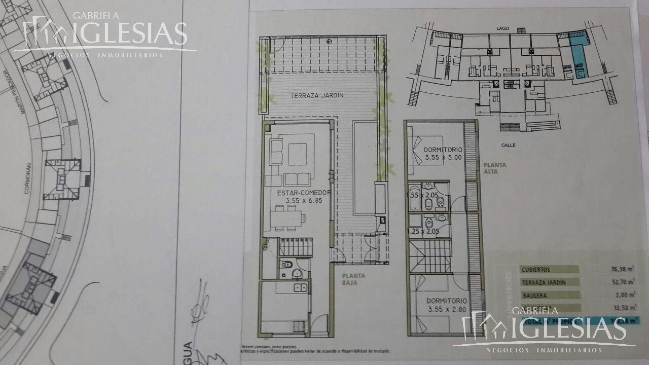 Departamento en Venta en Bigua a Venta - u$s 215.000