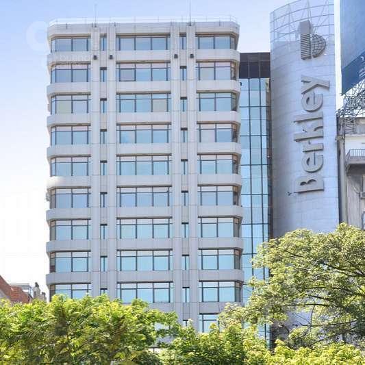 Foto Oficina en Venta | Alquiler en  Retiro,  Centro  Torre Berkley Venta-Alquiler 500m²/ 7 Cocheras C. Pellegrini al 1000