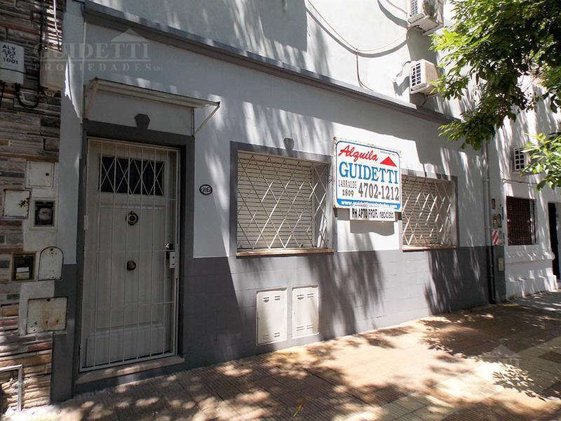 Foto PH en Alquiler en  Villa Ortuzar ,  Capital Federal  Holmberg al 1000