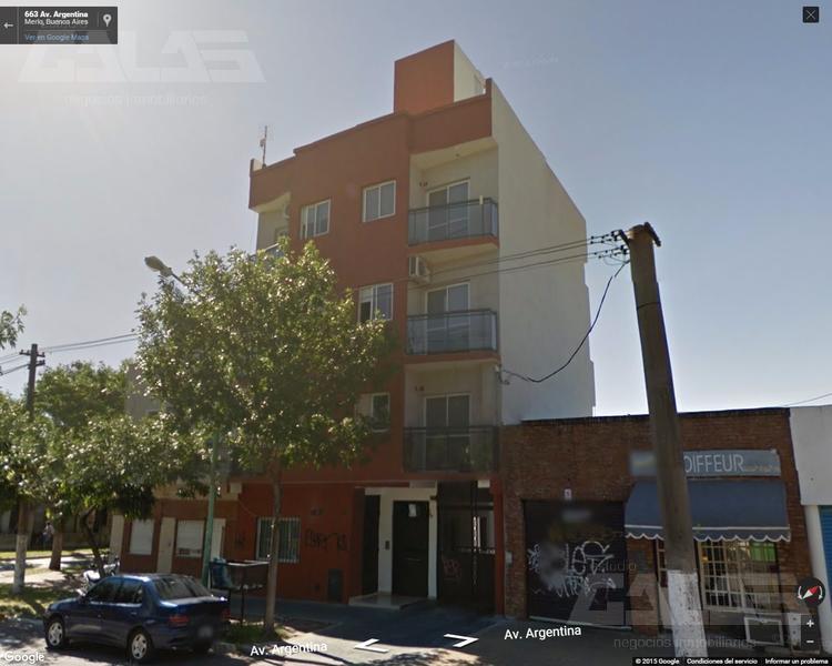 Foto Departamento en Venta en  Merlo ,  G.B.A. Zona Oeste  Maipu 51 2do A