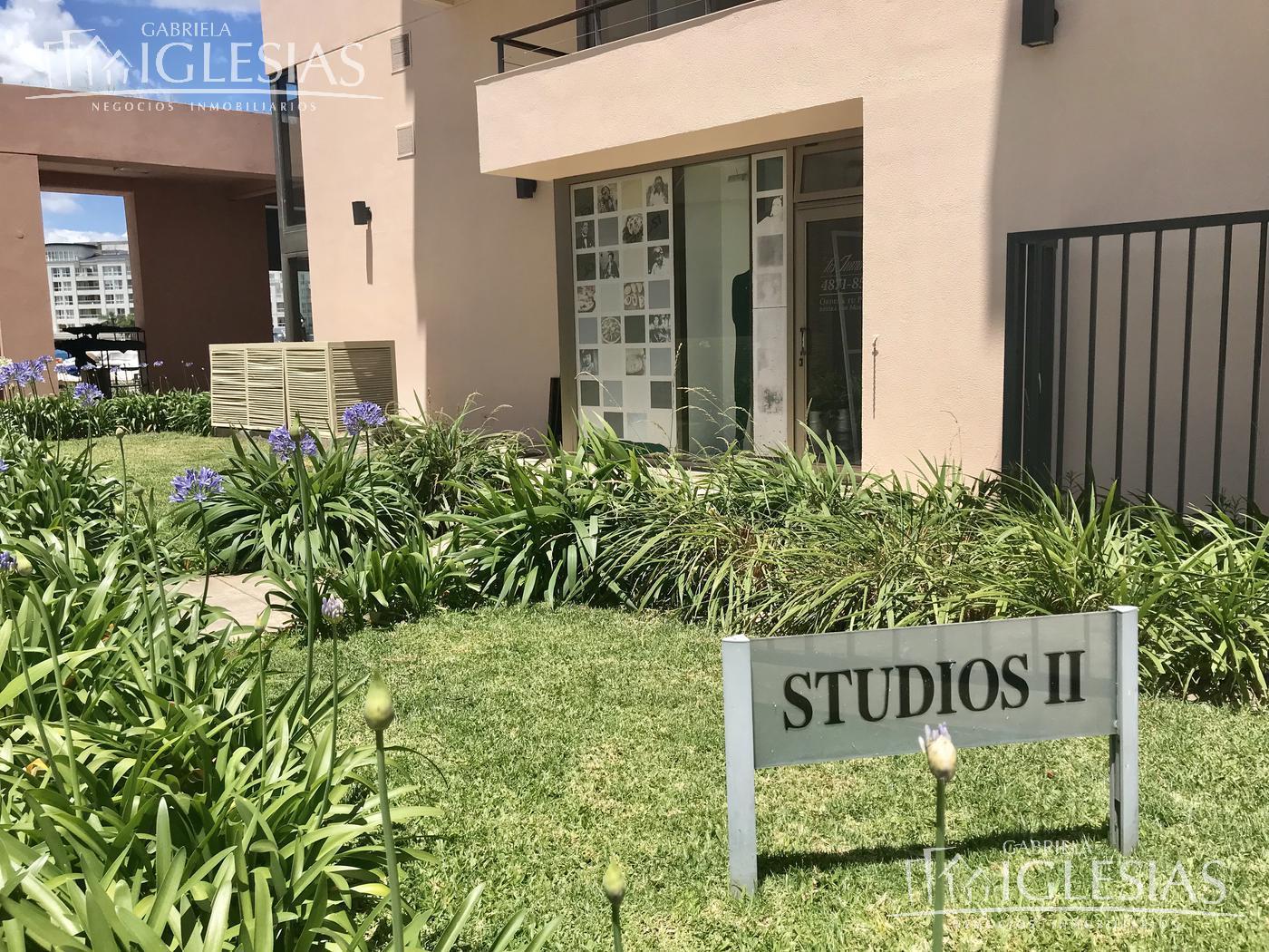 Departamento en Alquiler en Nordelta Paseo de la Bahia - Studios II a Alquiler - $ 8.000