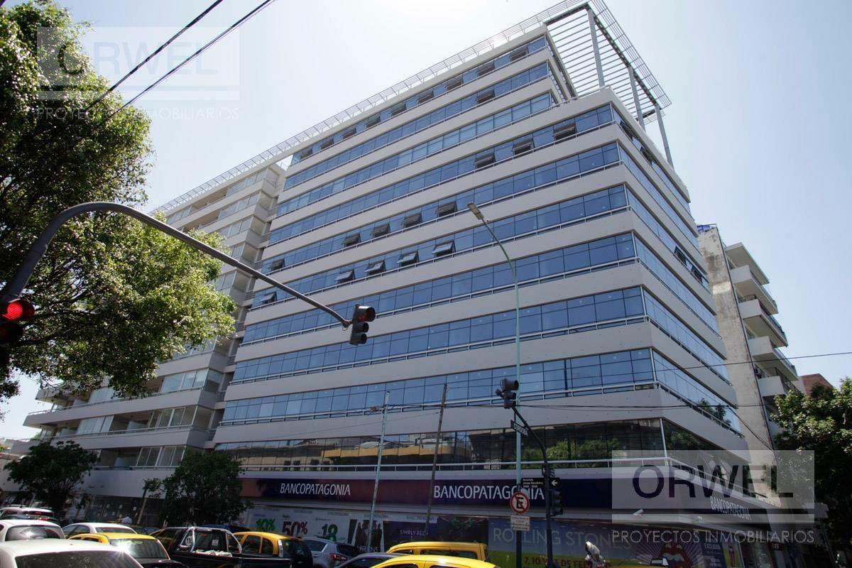Foto Oficina en Alquiler en  Palermo ,  Capital Federal  OFICINA OPORTUNIDAD!!! Jorge Newbery 3400. Edificio La Musa, espectacular!!!
