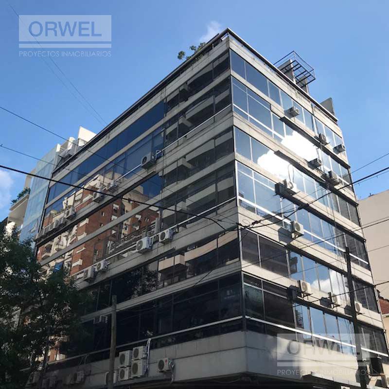 Foto Oficina en Venta en  Belgrano ,  Capital Federal  Excelente oficina en venta, Muy Luminosa!!! Arcos al 2200 Mendoza.