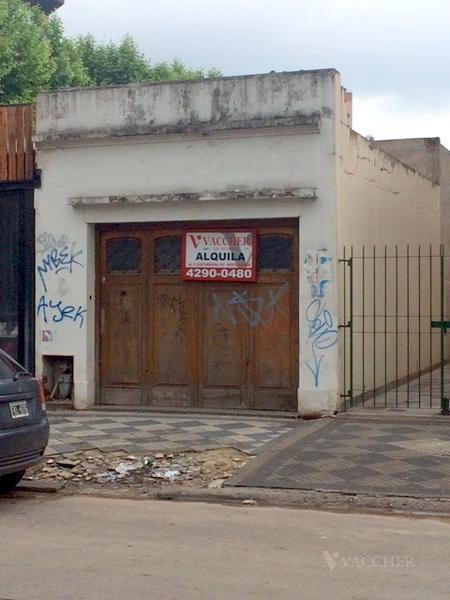 Foto Local en Alquiler en  Monte Grande,  Esteban Echeverria  Ameghino 90