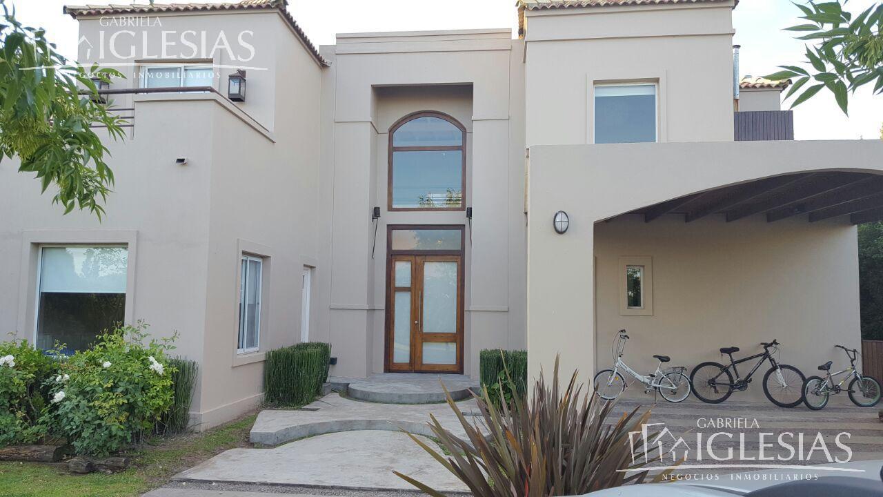 Casa en Alquiler temporario en Nordelta Los Sauces a Alquiler temporario - $ 45.000