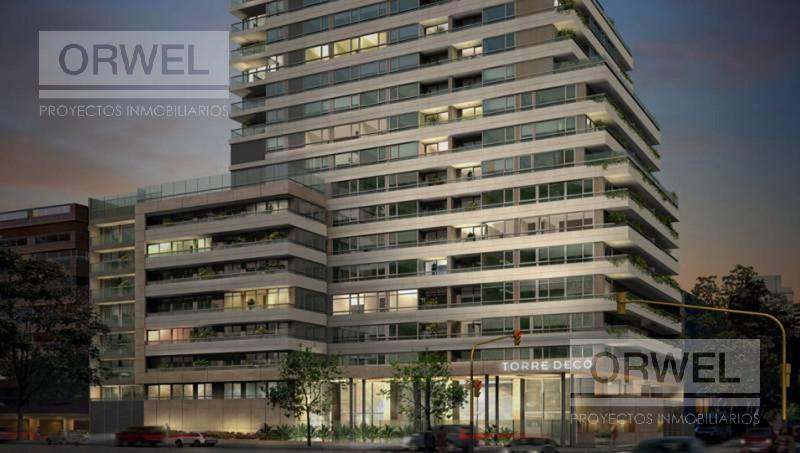 Foto Departamento en Venta en  Barrio Norte ,  Capital Federal  Austria  y Beruti - Torre Deco