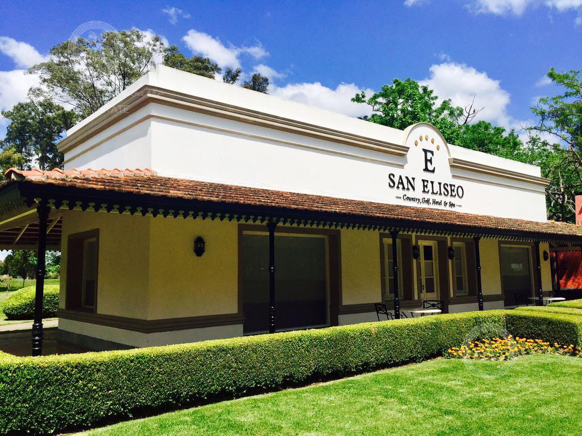 Foto Terreno en Venta en  San Eliseo Golf & Country,  Countries/B.Cerrado  San Eliseo