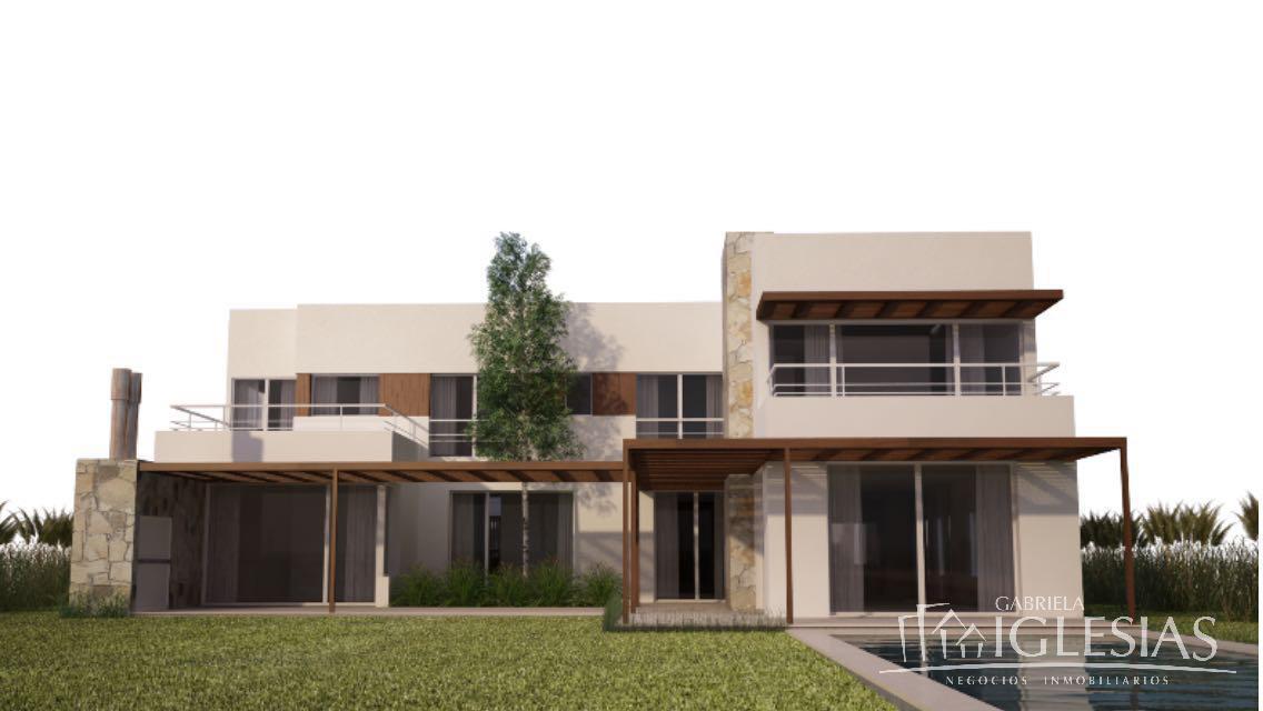 Casa en Venta Alquiler en El Golf a Venta - u$s 1.400.000 Alquiler - u$s 6.000