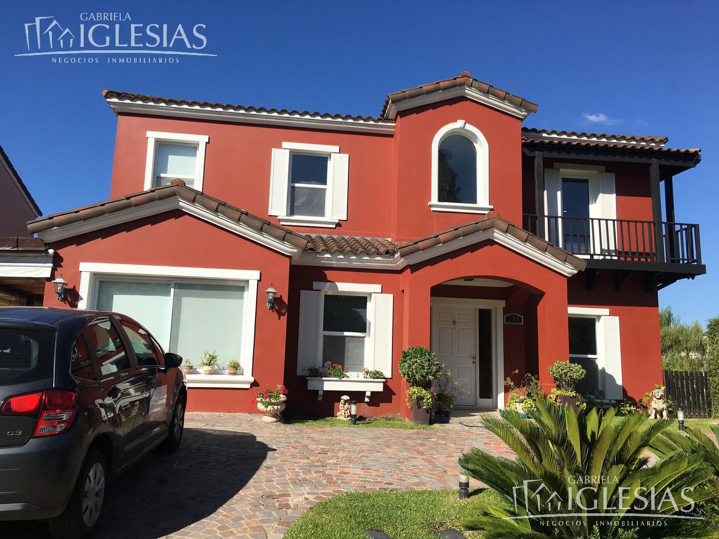 Casa en Alquiler  en Nordelta Barrancas del Lago