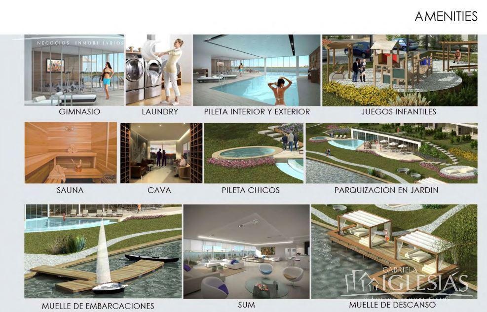 Departamento en Venta en Aqua a Venta - u$s 325.000