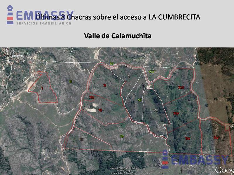 Foto Chacra en Venta en  La Cumbrecita,  Calamuchita  La Cumbrecita Cordoba