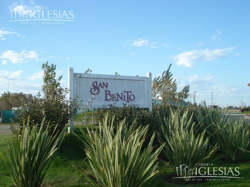 Terreno en Venta en San Benito a Venta - u$s 130.000