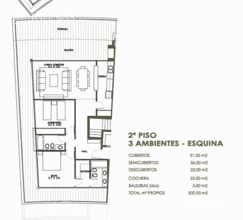 Departamento en Venta en Marinas del Yacht a Venta - u$s 440.000