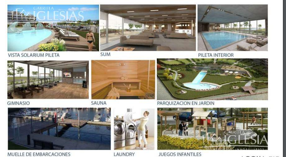 Departamento en Venta en Aqua Rio a Venta - $ 4.920.000