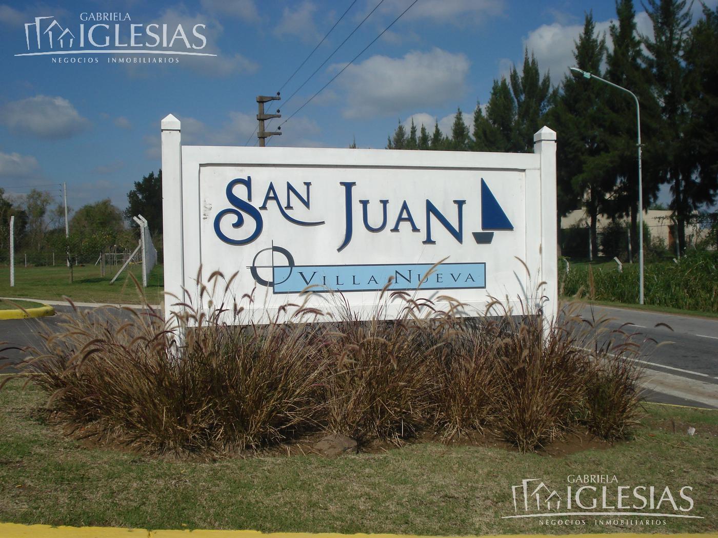 Terreno en Venta en San Juan a Venta - u$s 195.000