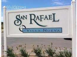Terreno en Venta en Villanueva San Rafael a Venta - u$s 85.000