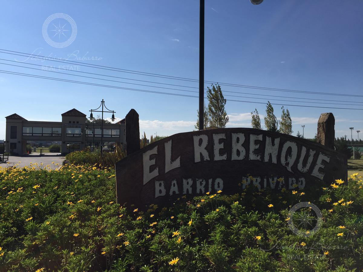 Foto Terreno en Venta en  El Rebenque,  Canning  Barrio El Rebenque
