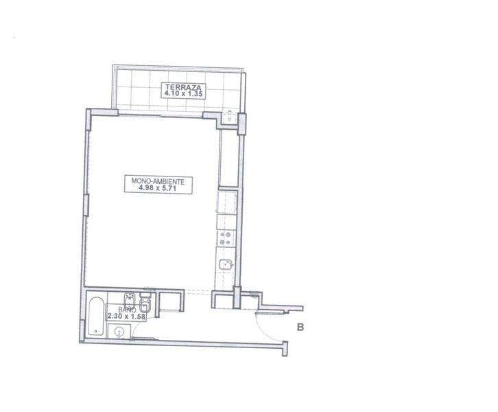 Departamento en Venta Alquiler en Zaduh a Venta - u$s 135.000 Alquiler - $ 6.900