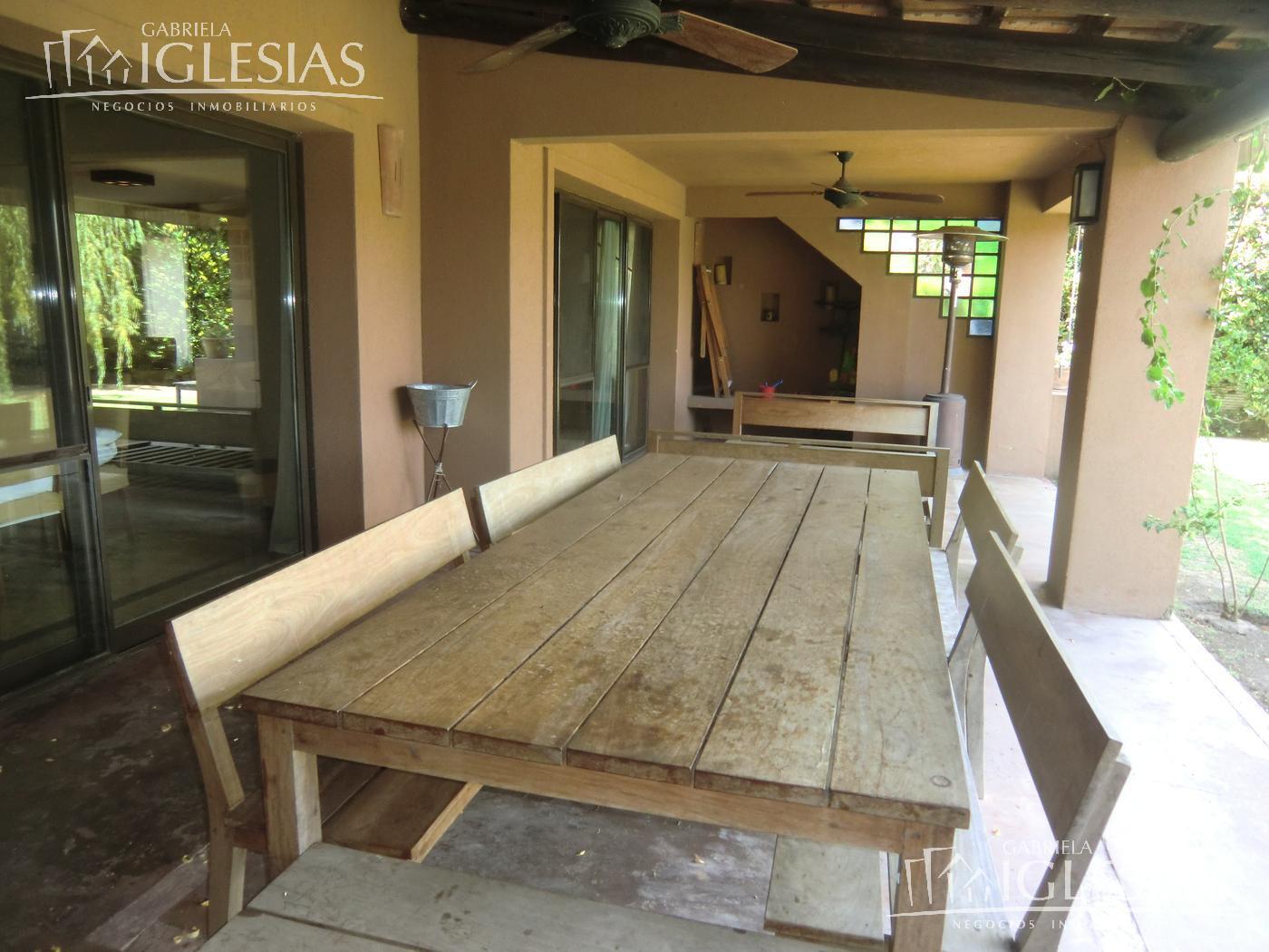 Casa en Venta  y Alquiler temporario  en Nordelta La Isla