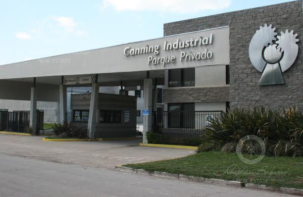 Foto Nave Industrial en Alquiler en  Polo Industrial Ezeiza,  Canning  Perito Moreno al al 800