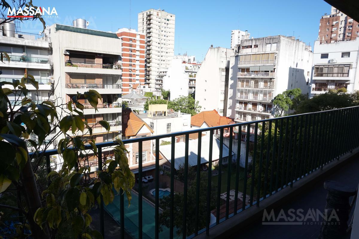 Foto Departamento en Alquiler en  Belgrano ,  Capital Federal  CUBA al 2300