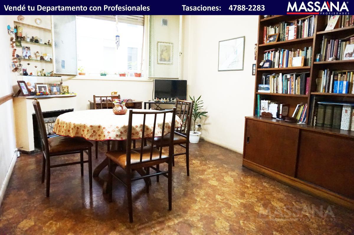 Foto Departamento en Venta en  Palermo ,  Capital Federal  MANSILLA al 3400