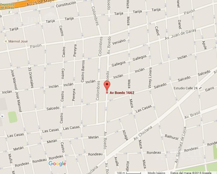 Foto Terreno en Venta en  Boedo ,  Capital Federal  Av.Boedo al 1600  y Salcedo